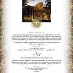 2020-02-02 Kathedraal Uitnodiging
